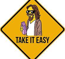 Take it easy Dude! by baygonwarrior