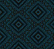 Abstract Design 331L by mandalafractal
