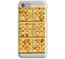 Saltines iPhone Case/Skin