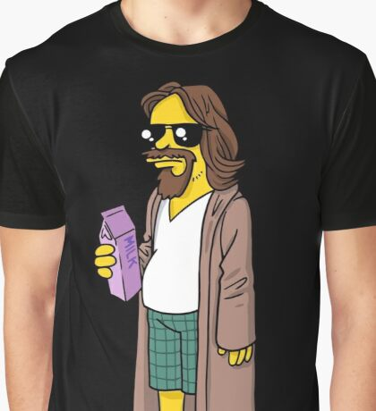 The Dude Graphic T-Shirt