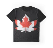 Canadian cannabis Graphic T-Shirt