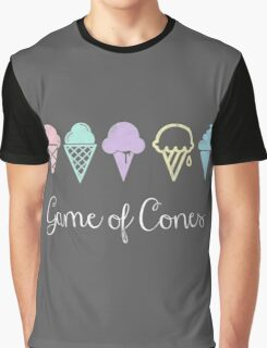 Game Of Cones Graphic T-Shirt