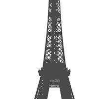 tower eifel by cristianhigue