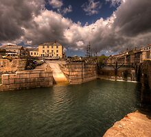 Charlestown Harbour by Rob Hawkins
