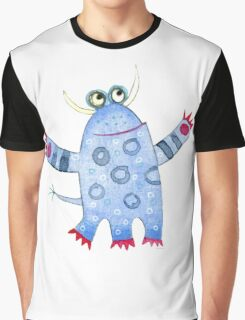 Monster Fred Graphic T-Shirt