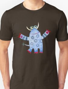 Monster Fred Unisex T-Shirt