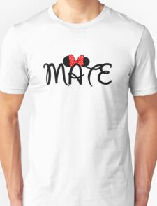 Soul Mate for couples Unisex T-Shirt
