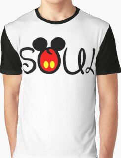 Soul Mate couple Graphic T-Shirt