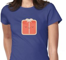 Happy Holidays - Gift Womens Fitted T-Shirt
