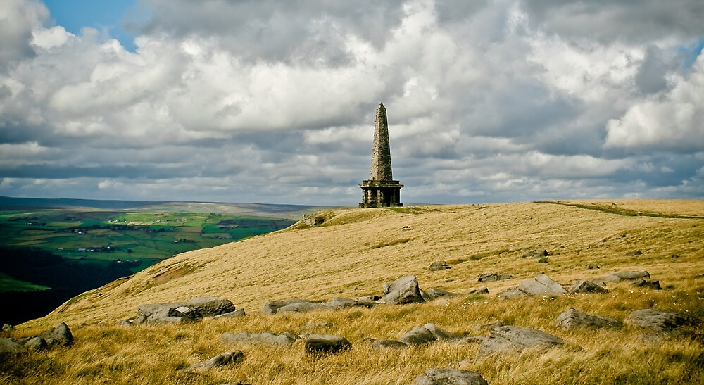Stoodley Pike by Lee Priest