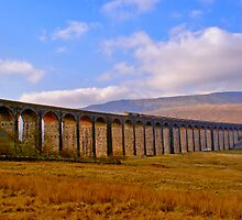 Whernside - Trainscape by Lee Priest