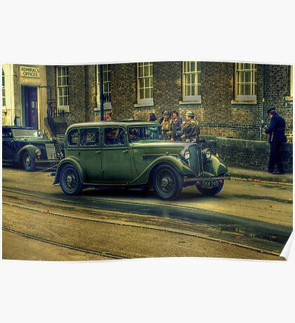 Rover 12 (P2) Poster