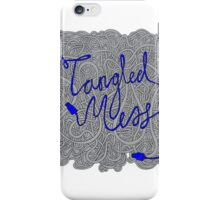 Tangled Mess iPhone Case/Skin