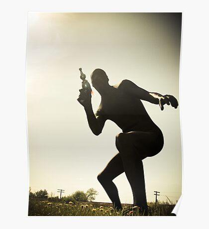 Ray Gun Zentai May 2012 Set I Pic 11 Poster