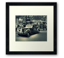Wolseley 16/65 Framed Print