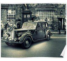 Wolseley 16/65 Poster