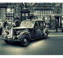 Wolseley 16/65 Photographic Print