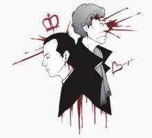 BBC Sherlock - The Reichenbach Fall by tobiejade