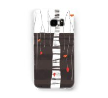the last of the leaves Samsung Galaxy Case/Skin