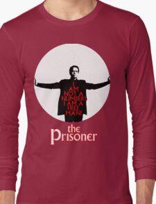 The Prisoner - I AM NOT A NUMBER! Long Sleeve T-Shirt