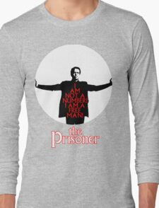 The Prisoner - I AM NOT A NUMBER! Long Sleeve T-Shirt