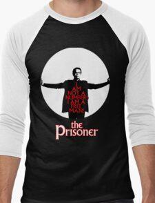 The Prisoner - I AM NOT A NUMBER! Men's Baseball ¾ T-Shirt