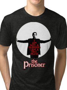 The Prisoner - I AM NOT A NUMBER! Tri-blend T-Shirt