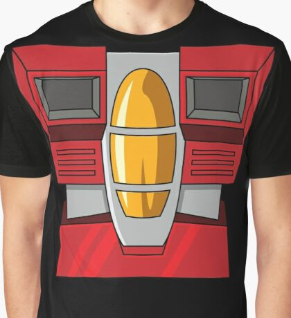 Starscream 'chestbot' Graphic T-Shirt