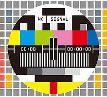 No Signal No signal No signal by baygonwarrior