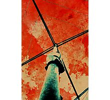Hells Hoist Photographic Print