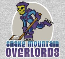 Snake Mountain Overlords Hockey! Kids Clothes