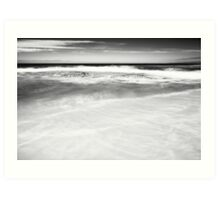 Churn - Great Ocean Road Victoria  Art Print