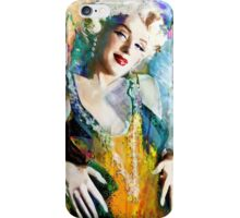 MM 126 yellow iPhone Case/Skin