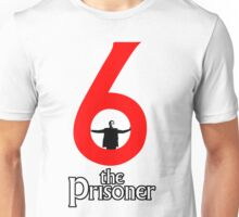 Number 6 - The Prisoner Unisex T-Shirt