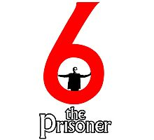 Number 6 - The Prisoner Photographic Print