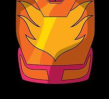 Hot Rod 'chestbot' by Dave Brogden