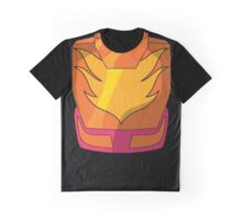 Hot Rod 'chestbot' Graphic T-Shirt