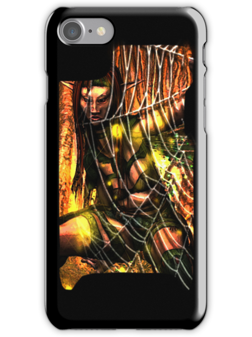 Iphone Cover - Caught by Pendraia