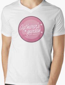 Gatherer's Garden (Non-Weathered) Mens V-Neck T-Shirt