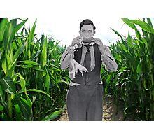 Cornfed Buster Photographic Print