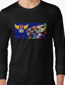 UFO Robot - Goldrake Long Sleeve T-Shirt