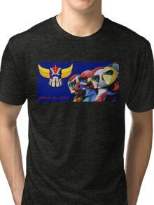 UFO Robot - Goldrake Tri-blend T-Shirt