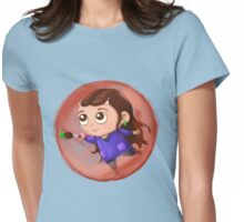 Red Bubble Artist Womens Fitted T-Shirt