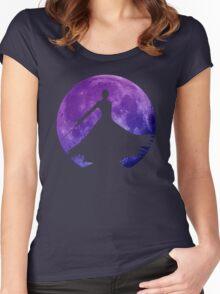 Ichigo Shadow Women's Fitted Scoop T-Shirt