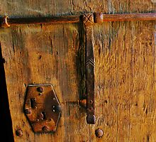 California Mission Door Hardware by Martha Sherman