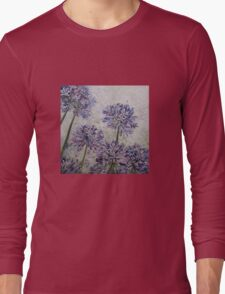 A garden for Megan Long Sleeve T-Shirt