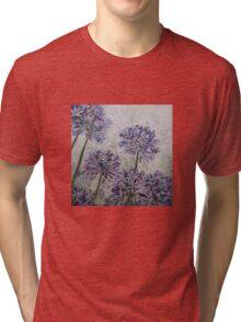 A garden for Megan Tri-blend T-Shirt