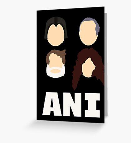 Ani: A Parody Greeting Card