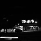 Motel by Jeff Pierson