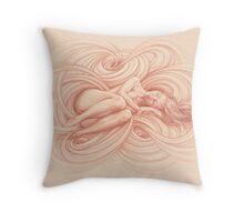 'The Edge of Sleep' Throw Pillow